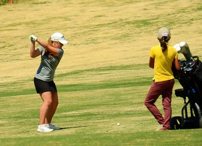 Maddy Hagerty in action during the SRGC Junior Classic in 2017 Western News 8th November, 2018