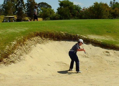 Ryan Cadle in action during the SRGC Junior Classic in 2017 Nepean News 7th November, 2018