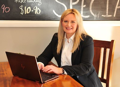 Novus Law Group partner Natalie Ballard - Legends of the Nepean article Nepean News 5th July, 2018