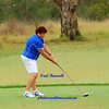 Elaine Williams (Dunheved GC) in action during the opening round of the 2018 WSRVGA Inter-Club Championships<br /> Australian Senior Golfer<br /> 19th February, 2018