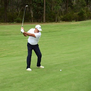 Glenn Johnston is a member of the Twin Creeks CC 2021 Master Pennant team Nepean News 30th April, 2021