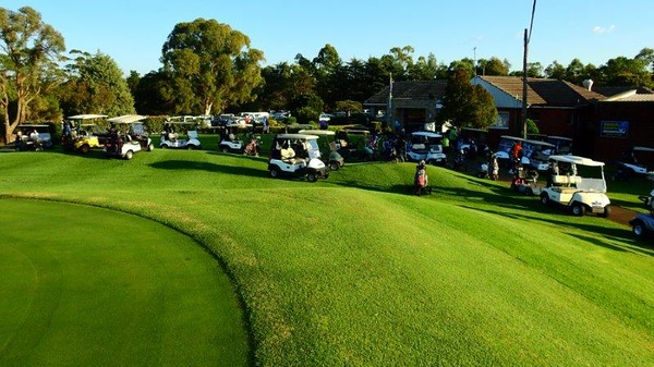 The Vets gather at Springwood Country Club for the April round of the 2018 WSRVGA Inter-Club competition. Nepean News 26th April, 2018
