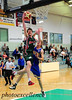 Jason Strong drives to the hoop to score on a lay-up<br /> Rouse Hill Courier (on-line edition)<br /> 24th July, 2014