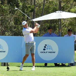 Twin Creeks Golf & CC Club Champion Matt Devries is undefeated after the first 4 rounds of 2021 Golf NSW Major Pennants Nepean News 26th February, 2021