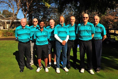 Glenmore Heritage Valley Golf Club Super Seniors Pennant team for 2019 Nepean News 15th August, 2019
