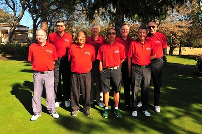 Twin Creeks Country Club Super Seniors Pennant team for 2019 Western News 16th August, 2019