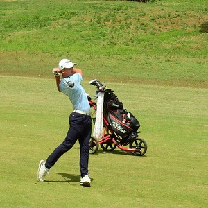 Action from the 2020 Eric Apperly Shield Pennant Semi-Final between New South Wales GC and St Michaels GC, which was played at Glenmore HVGC. Nepean News - Digital Edition, 16th July, 2021