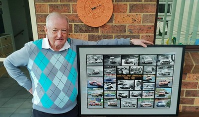 'Legend of the Nepean' - Touring Car driver Don Holland Nepean News 7th June, 2018