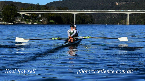 Rowena Meredith and Ria Thompson are both members of the Australian Women's Quad Sculls crew for the Tokyo Olympic Games. Nepean News - Digital Edition 18th June, 2021