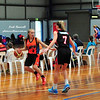Lily Newbould in action for the Hawkesbury Jets State League women's team<br /> Jordan Springs Gazette<br /> 29th June, 2016