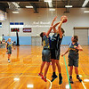 Natalia Beaumont in action for the Penrith Panthers against the South West Sydney Razorbacks in the 2016 Waratah Youth League competition<br /> Blue Mountains Gazette (on-line edition)<br /> 26th May, 2016