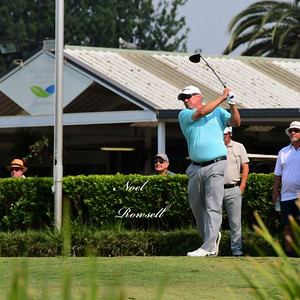 Peter O'Malley -Tied for 2nd in the 2019 Australian PGA Seniors Championships at Richmond GC Nepean News 7th November, 2019