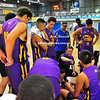 Blacktown Storm head coach Greg Radford addresses his team during a round of the 2016 Waratah Youth League competition<br /> Blacktown Sun (on-line edition)<br /> 26th May, 2016