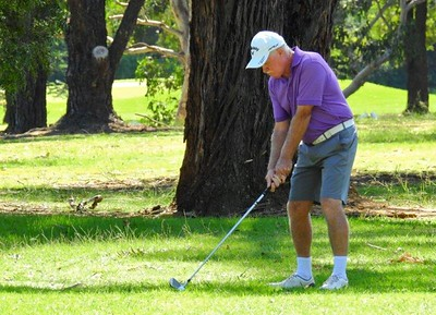 Leonay GC 2018 A Grade Match-Play Champion Laurie Cupples Nepean News 20th December, 2018
