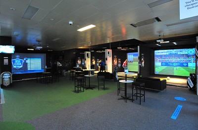Big Swing Golf is now on 5 simulators at Drummond Golf, Penrith Nepean News 19th February, 2021