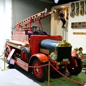 Historic Dennis F44 at the Penrith Museum of Fire Nepean News - Digital Edition 7th May, 2021