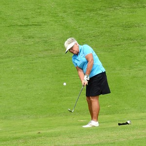 Action from Wentworth Falls CC during the 2019 Blue Mts Week of Golf Blue Mts Gazette (on-line) 2nd February, 2020