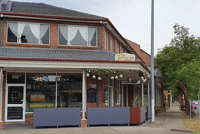 Tins & Wood Restaurant, Cnr Tindale & Woodriffe Streets, Penrith Nepean News 20th February, 2020