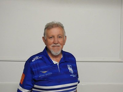 Vince Le Breton - Nepean News Legend of the Nepean for his services to Junior Rugby League with Brothers Penrith JRLC Nepean News 31st January, 2019