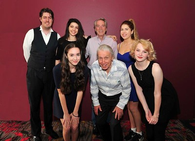 Frank Ifield, Ross Hutchison and the Dream Team Nepean News 6th December, 2018