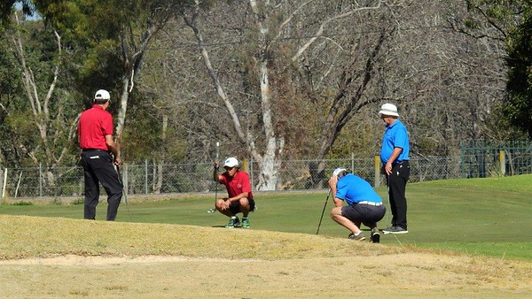 Action from the 2019 Super Senior Pennant competition at Glenmore Heritage Valley GC Nepean News 2nd September, 2021