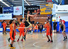 Sam McCorkindale scores on a fast break during a round of the 2015 Dooleys GMP Ultimate Basketball League (UBL) competition<br /> Western Advocate, Bathurst<br /> 24th November, 2015