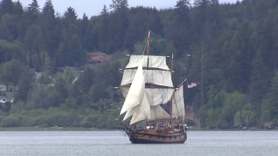 Hawaiian Chieftain under sail. Video by Jim Beer, TallSky Videography, Springfield, Ore. https://www.youtube.com/user/TallSky Except for brief excerpts for educational purposes or for news and information broadcasts or webcasts, this video may not be used for commercial purposes without the written consent of GHHSA.