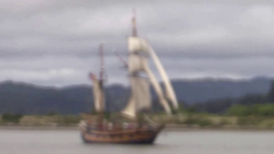 Hawaiian Chieftain fires her cannon, resulting in a smoke ring. Video by Jim Beer, TallSky Videography, Springfield, Ore. https://www.youtube.com/user/TallSky Except for brief excerpts for educational purposes or for news and information broadcasts or webcasts, this video may not be used for commercial purposes without the written consent of GHHSA.