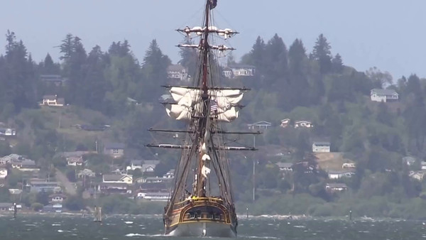 Lady Washington stern. Video by Jim Beer, TallSky Videography, Springfield, Ore. https://www.youtube.com/user/TallSky Except for brief excerpts for educational purposes or for news and information broadcasts or webcasts, this video may not be used for commercial purposes without the written consent of GHHSA.