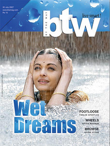 "Footloose: ""Ocean 12: The Apostles"" article by Anu (Arundhathi) and pictures by Suchit (Nanda) in the BTW Magazine (By The Way) 30th July 2007 issue.    http://www.btwmag.com/    Article can be read at:   http://suchit.net/writing/index.html     http://www.btwmag.com/30_07_07/pg19.asp"