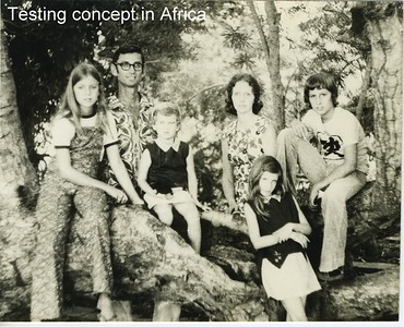 In 1973, Millard and Linda packed up everything, including their four children, and moved to the heart of the African Congo, where they built 114 houses in three years — many of which are still inhabited by descendants of the original owners, and even some of the original owners themselves.