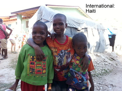 TRANSFORMATION: The Fuller Center has taken children and families in Haiti out of tents ...