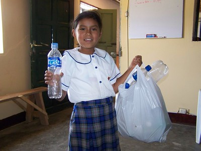 Zuinmy recycling in La Florida, Peru