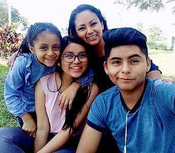 Zuinmy's family today.