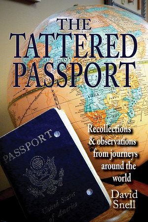 The Tattered Passport cover