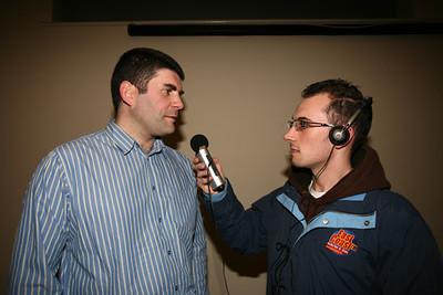 East Coast radio interview