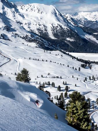 Pavel Bozak, freeride, Kuhtai, Tirol, Austria