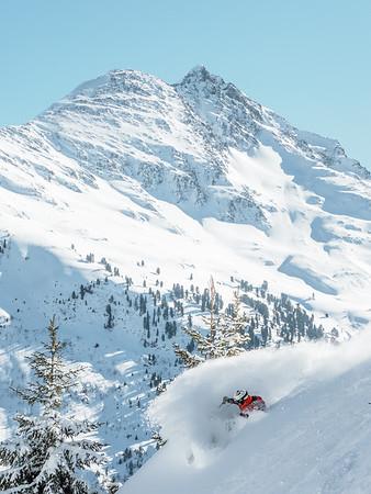 Daniel Dold, freeride St. Anton am Arlberg