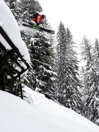 Felix Dilli, freeride, St. Anton am Arlberg
