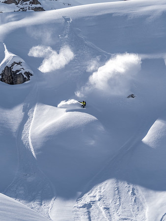 Gigi Ruff, freeride, Stuben am Arlberg