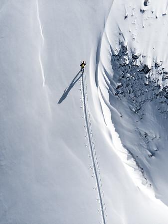 Sam Carr, freeride, St. Anton am arlberg