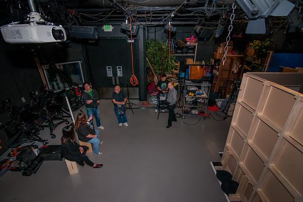 MC Studio Production Stills