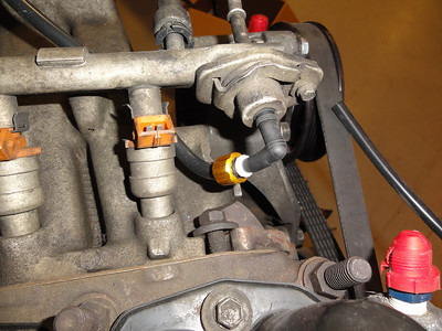 EFI pressure regulator Jeep 2 Guys
