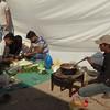 Chai, Ganthai Tarela marcha & Sambharo