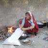 Millet  Bajri Flour Rotla  -  those interested rest to cows.