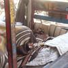 Makework ambulance - (Rickshaw) Patient being brought to  Thakrar Hospital