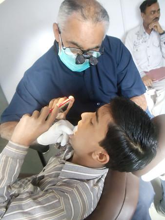 Denture\Dental Camp Jan 23, 2013