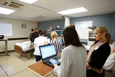 SIM Lab Training