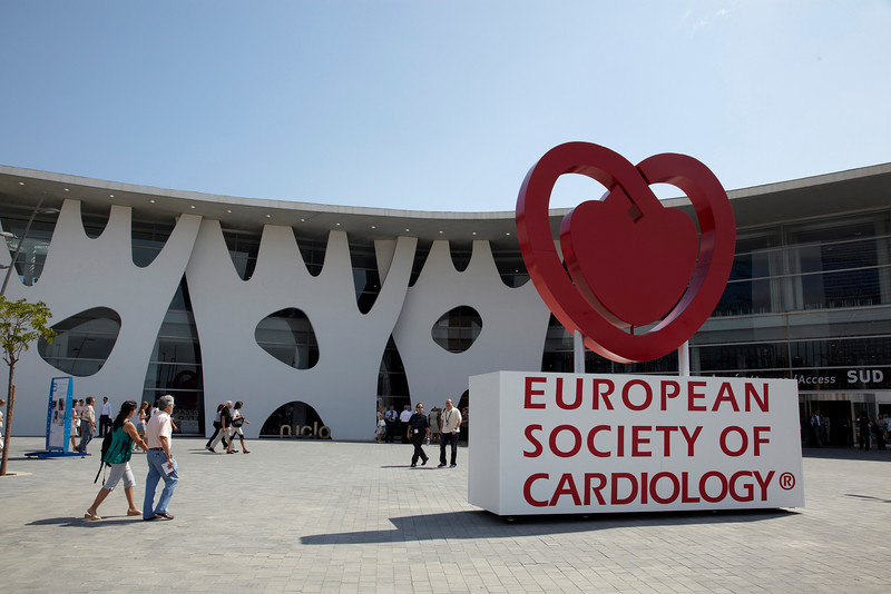 Barcelona,  -ESC 2009: City Views at the European Society of Cardiology here today, Saturday August 29, 2009. Over 30,000 physicians, researchers and care givers from 125 countries gathered at the Fira Gran Via convention center to share the latest in cardiology treatments, research and care. Date: Saturday August 29, 2009 Photo by © Todd Buchanan 2009 Technical Questions: todd@toddbuchanan.com; Phone: 612-226-5154.