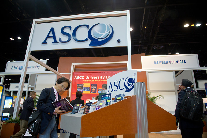 Chicago, IL - ASCO 2012 Annual Meeting: - General views  during  at the American Society for Clinical Oncology (ASCO) Annual Meeting here today, Sunday June 3, 2012.  Over 25,000 physicians, researchers and healthcare professionals from over 100 countries are attending the meeting which is being held at the McCormick Convention center and features the latest cancer research in the areas of basic and clinical science. Photo by © ASCO/Zach Boyden-Holmes 2012 Technical Questions: todd@toddbuchanan.com; ASCO Contact: photos@asco.org